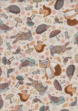 Doodle Days - Scatter - 100% cotton Half Metre - 50 x 110 cms