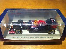 Spark Red Bull (RedBull) RB10 Ricciardo Belgique Belgian GP 1/43 SB070