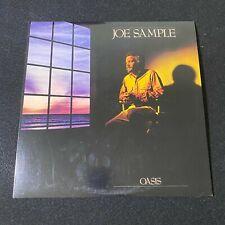 "JOE SAMPLE OASIS MCA 12"" VINYL LP"