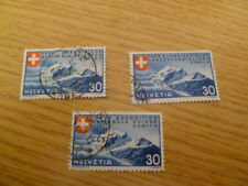 Switzerland 1939 Catalogue Value £30+ Ref EX8