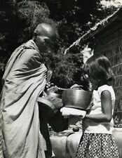 The Monk Sinoun little Cambodian Old Photo Wertheimer 1968