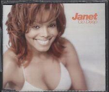 Janet Jackson - Go Deep CD (single)