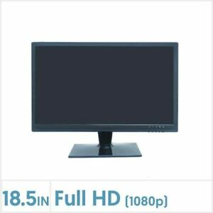 """NEW Cognito 18.5"""" 1080P LED HDMI Monitor CCTV"""