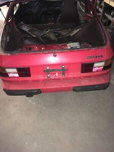 porsche 944 rear bumper