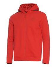 New Puma Ferrari SF Men's Full Zip Up Sweatshirt Hooded Hoodie Sweat Jacket