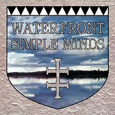 "Simple Minds Waterfront 7"" Vinyl Europe Virgin 2015 Rsd15 Limited Edition Pic"