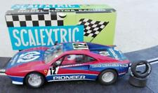 4075 SCX mejorado Ferrari GTO 308 GTB Pioneer Exin Scalextric Ninco TeamSlot SRC