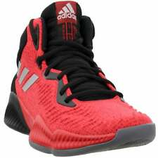 adidas Mad Bounce 2018  Casual Basketball  Shoes Red Mens - Size 9.5 D