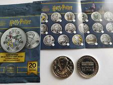 Collection Médaille Harry Potter- Monnaie de Paris 2021- Drago MALEFOY Epuisé