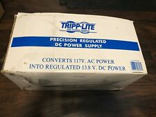 Tripp Lite DC Power Supply Converts 117V AC power into Regulated 13.8V DC, PR30