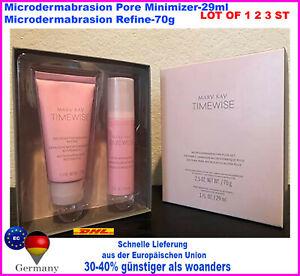 Mary Kay TimeWise Microdermabrasion Plus Set. Refine: 70 gr Pore Minimizer 29 ml