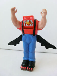 THE REAL GHOSTBUSTERS HARD HAT ACTION FIGUR HAUNTED HUMANS KENNER VINTAGE
