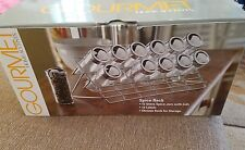 Gourmet home accents Spice Rack nip