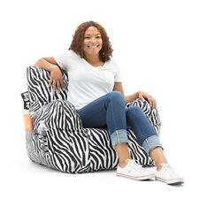 Tremendous Big Joe Lounger Fabric Bean Bags Inflatables Ebay Frankydiablos Diy Chair Ideas Frankydiabloscom