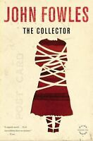 THE COLLECTOR by John Fowles FREE SHIPPING paperback book classic thriller