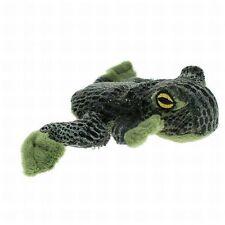 Fingerpuppe Frosch schwimmend 10cm lang NEUWARE
