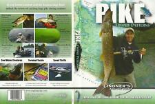 Lindner Pike Fishing Trophy Patterns - Unlock the Secrets of Huge Pike Dvd New