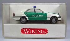 Wiking Polizei Mercedes MB C 200 1:87 1040225 OVP neu