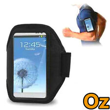 Sports Cellphone Case for Sumsang Galaxy S3/S4, PU Case with Armband WeirdLand