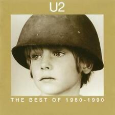 U2 : Best of U2 1980 - 1990 CD (1998)