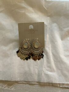 Top Shop Drop Style Earrings - BRAND NEW