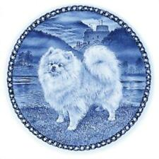 German Spitz - Dog Plate made in Denmark from the finest European Porcelain