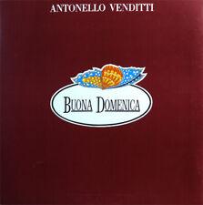 """Antonello Venditti – Buona Domenica - 12"""" LP 33 rpm - 1979 EX+"""