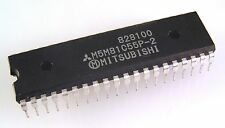 Mitsibishi M5M81C55P-2 CMOS 2K Bit Static Ram I/O Ports/Timer 40 PIN DIL OMA46P