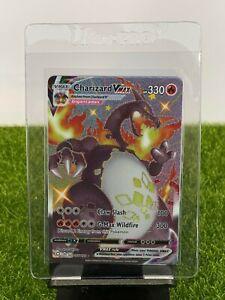 Pokemon Mystery Custom Pack SV107 Shiny Charizard VMAX  - Read Description!