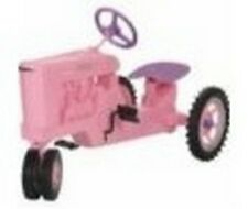 Pink M Pedal Tractor