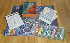 Amoeba Wars (Board Game) Avalon Hill 1981 strategy space 2-6 Players RARE
