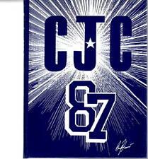Cisco Junior College Texas 1987 Yearbook Annual University