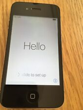 Apple iPhone 4s - 32GB - Black (EE) A1387
