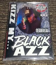 Mc Ren Kizz My Black Azz Sealed Cassette Tape Rap Hip-hop NWA