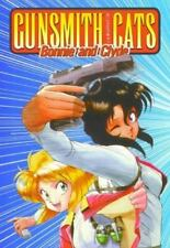 Gunsmith Cats: Bonnie & Clyde Kenichi Sonoda, Toren Smith, Dana Lewis Paperback