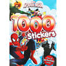 MARVEL SPIDERMAN 1000 STICKERS BOOK WITH OVER 60 ACTIVITIES - NEW (RRP £4.99)