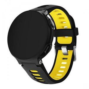 Garmin Forerunner 735XT Black/Yellow GPS Triathlon / Running Watch Heart Rate