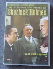 Sherlock Holmes - serie TV, le detective agonisant, DVD N° 32