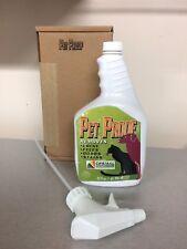 """""""Pet Proof"""" Stain & Odor Eliminator Removes Urine & Feces Stains Pet Safe 32oz"""