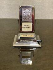 Vintage Soviet USSR Mechanical Perpetual Desktop Flip Calendar #2