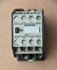 CONTATTORE SIEMENS 3TH82-80-0A 240 V #S757