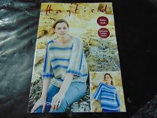 Hayfield Spirit Chunky knitting pattern 8254 Sweaters  Easy Knit