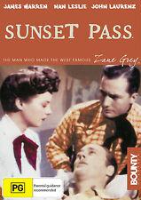 Zane Grey - Sunset Pass (1946) * James Warren, Nan Leslie, John Laurenz *