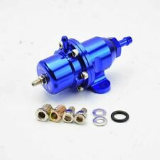 FOR 92-95 CIVIC 99-00 SI ADJUST BOLT-ON FUEL PRESSURE REGULATOR REPLACE OEM BLUE