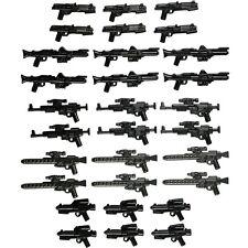 LEGO Star Wars Guns Lot of 30 Blasters Clone Trooper Storm Trooper Rebel Weapon