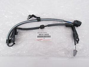 Genuine OEM Toyota Lexus 89516-30030 Left Front Skid Control Sensor Wire
