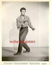 Vintage Russ Tamblyn SEXY TIGHT JEANS '56 Publicity Portrait