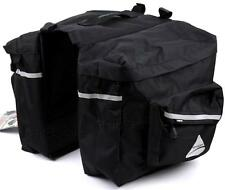 Axiom Appalachian 20 20L Rear Panniers Saddle Bags Pair Commuter Touring Bicycle