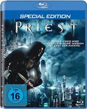 < Blu-ray * PRIEST - Christopher Plummer # NEU OVP
