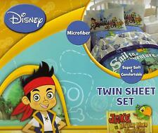 Disney Jake and The Never Land Pirates Anchors Disperse Sheet Set, Twin